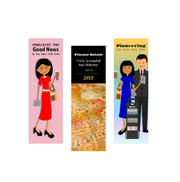 JW Bookmarks : JWStuff4You Store, Providing Ministry Tools & Gifts
