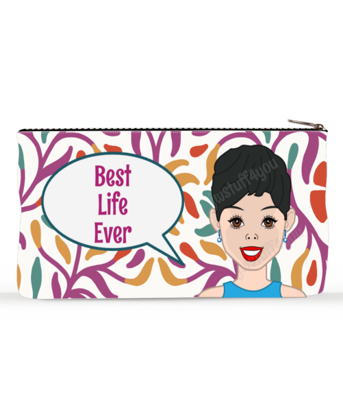 Best Life Ever JW Ministry Pouch