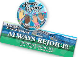 Always Rejoice 2020 Convention